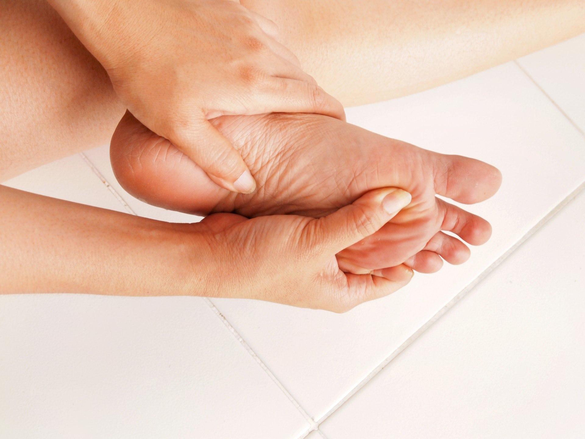 Jak dbać o swoje stopy